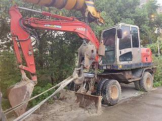 晉工JGM9085LZ-8挖掘機