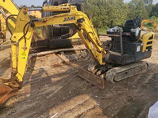 嘉和重工SG8018A挖掘機
