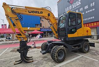 沃得重工W290W-9挖掘機