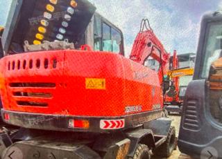 晉工JGM9085L挖掘機