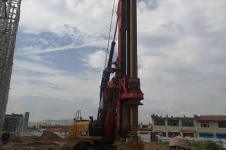 三一重工SR265旋挖钻