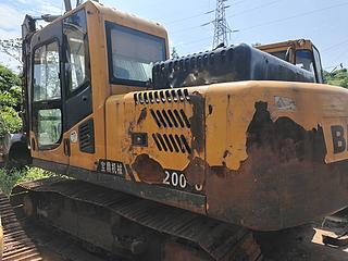 德州寶鼎WY200挖掘機