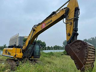 十田重工SH520-9挖掘機