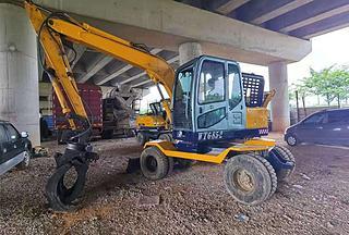 萬通機械WT85-2T/HT挖掘機