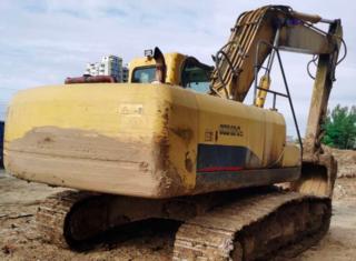 力士德 SC240.8LC 挖掘机