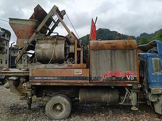 力诺机械 GT-V8 车载泵