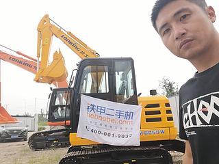 龙工 CDM6060W 挖掘机