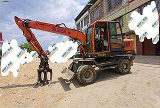 灵升机械 LS90-9 挖掘机