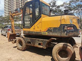 嘉和重工JHW85B-3挖掘机