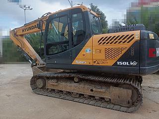 现代 R150LVSN 挖掘机