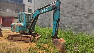 德力 DL35-8 挖掘机