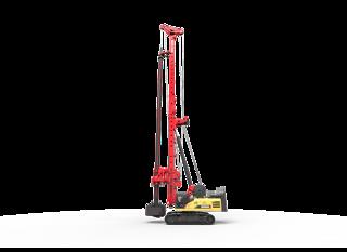 三一重工 SR485R-WK 旋挖钻