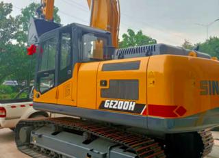 国机重工 GE200H 挖掘机