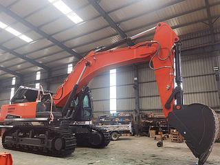 陆弘机械DX600LC-9C挖掘机