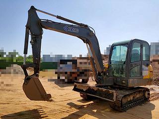挖必达XEMG60D挖掘机