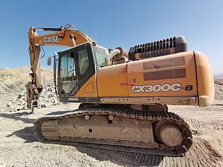 凯斯CX300C-8挖掘机