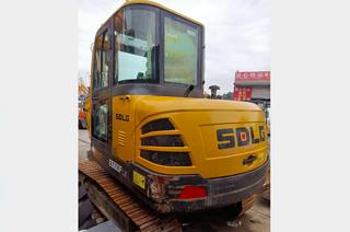 山东临工E660FLS挖掘机