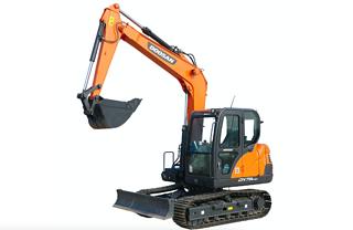 斗山 DX75E-9C 挖掘机