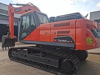 英基特YJT230LC-9挖掘机