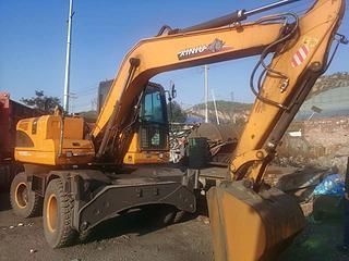 犀牛重工XN120W-9C挖掘机