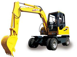 愚公机械 WYL65×4- 挖掘机