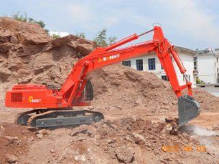 邦立重機 CE420-7反鏟 挖掘機圖片