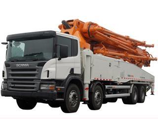 中联重科 ZLJ5419THB 52X-6RZ 泵车