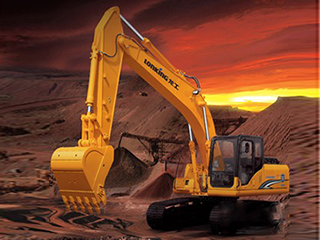龙工LG6220D挖掘机