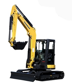 洋马 ViO35-6B 挖掘机