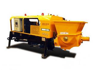 三一重工 HBG6010C 拖泵圖片