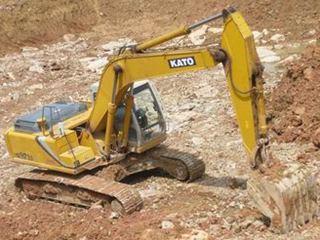 加藤921HD-3挖掘机