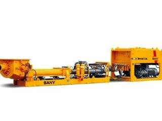 三一重工 HBMD-35/23-160S 拖泵