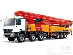 三一重工 SY5631THB720C-8 混凝土泵车