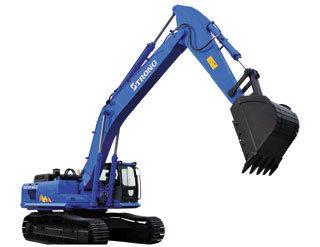 山重建机GC378挖掘机