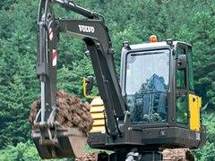 沃尔沃 EC60C 挖掘机