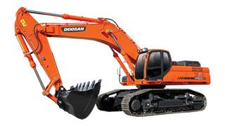 斗山 DX520LC-9C 挖掘机