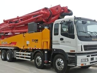 徐工 HB53K 泵车
