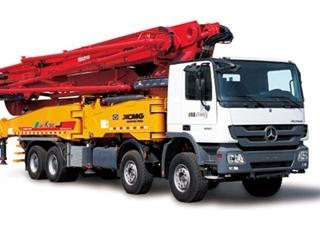 徐工 HB60K 泵车