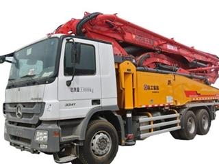 徐工 HB50K 泵车