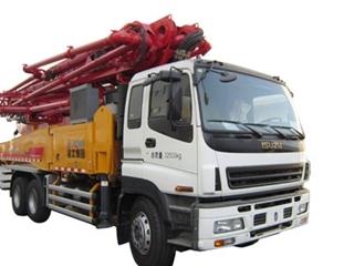 徐工 HB50K-1 泵车