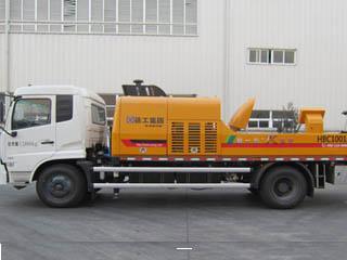 徐工 HBC10015K 车载泵