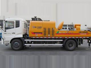 徐工 HBC10018K 车载泵图片