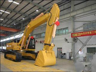厦工XG845LC挖掘机