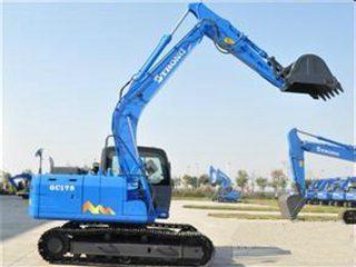 山重建机GC178挖掘机