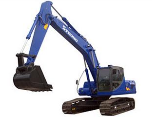 山重建机GC228LC挖掘机
