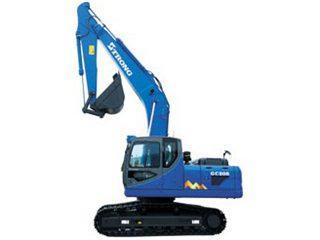 山重建机GC208挖掘机