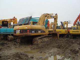 卡特彼勒 325C 挖掘机