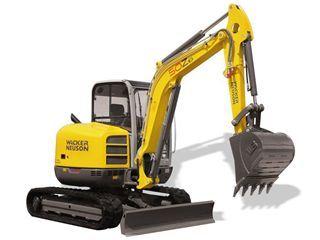 威克诺森 50Z3 挖掘机