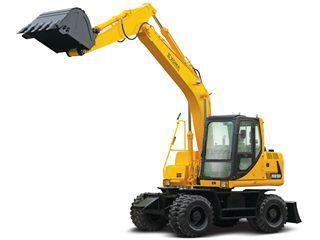 厦工 XG815W 挖掘机