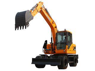 犀牛重工 XN120-L 挖掘机图片
